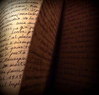 Turning the Page - Lilith Ecate Flickr